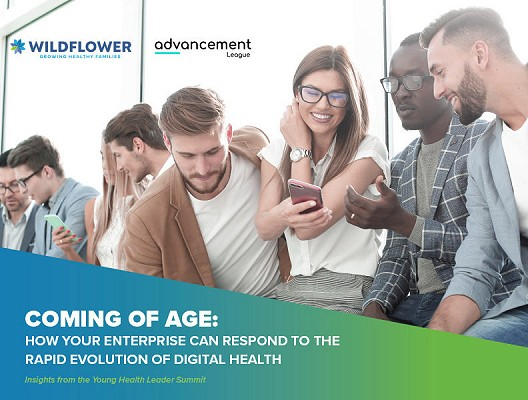 Coming of Age: How Your Enterprise Can Respond to the Rapid Evolution of Digital Health